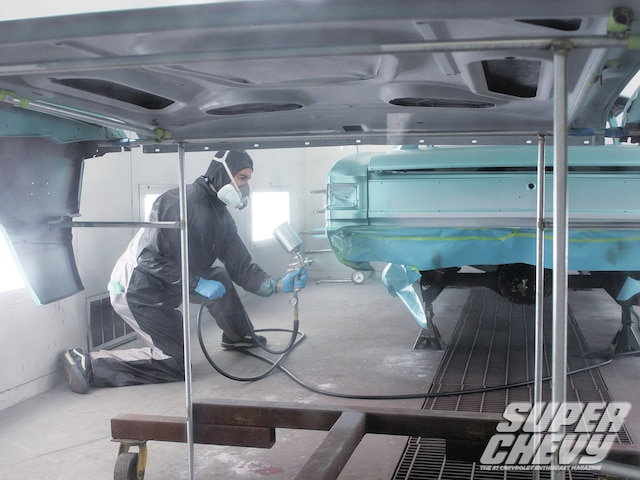 Sucp 1206 001 Laying Dowm Some Color From Dupont The Amd Chevelle Part 5