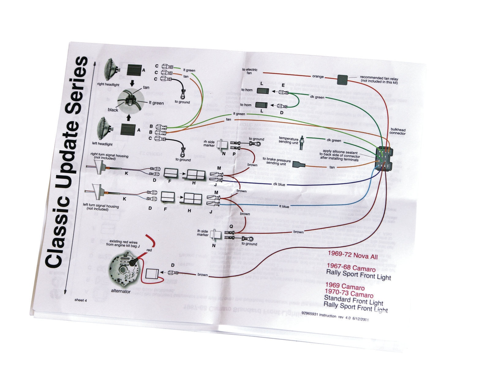 72 Nova Wiring Diagram