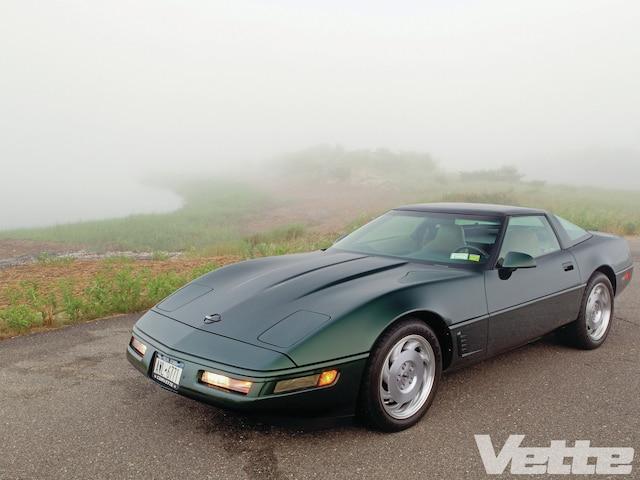 Vemp 1209 01 1996 Corvette Escape Capsule