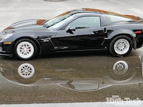 Gary Hillen 2009 Chevrolet Corvette Z06 Left View