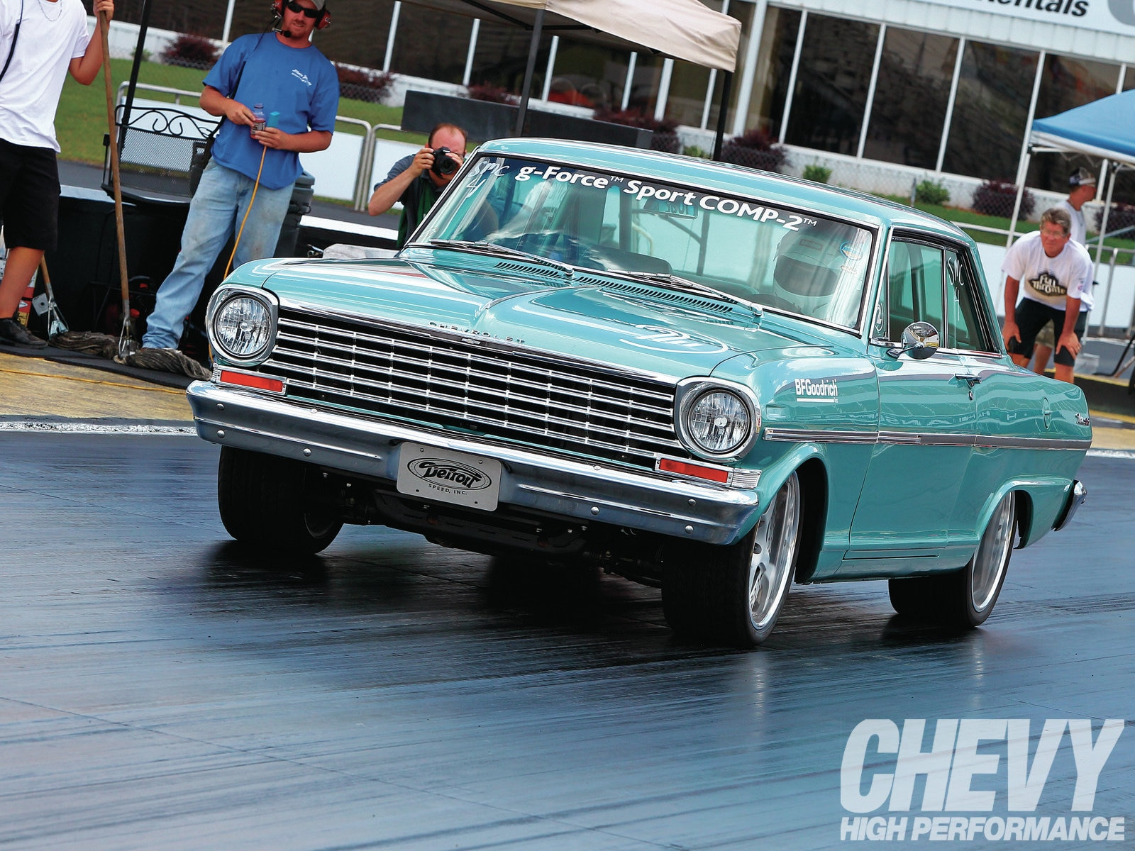 1212chp 07 O  Second Annual Chevy High Performance Street Machine Challenge