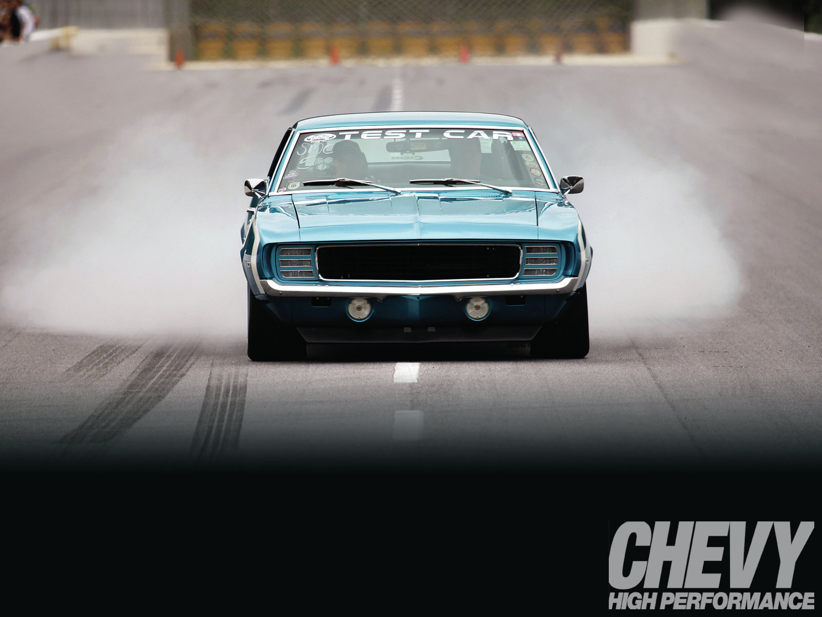 Second Annual Chevy High Performance Street Machine Challenge - Top Tier!