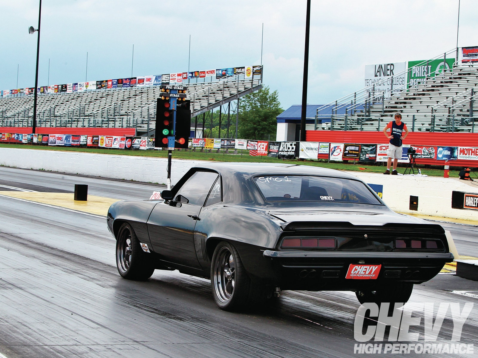 1212chp 19 O  Second Annual Chevy High Performance Street Machine Challenge