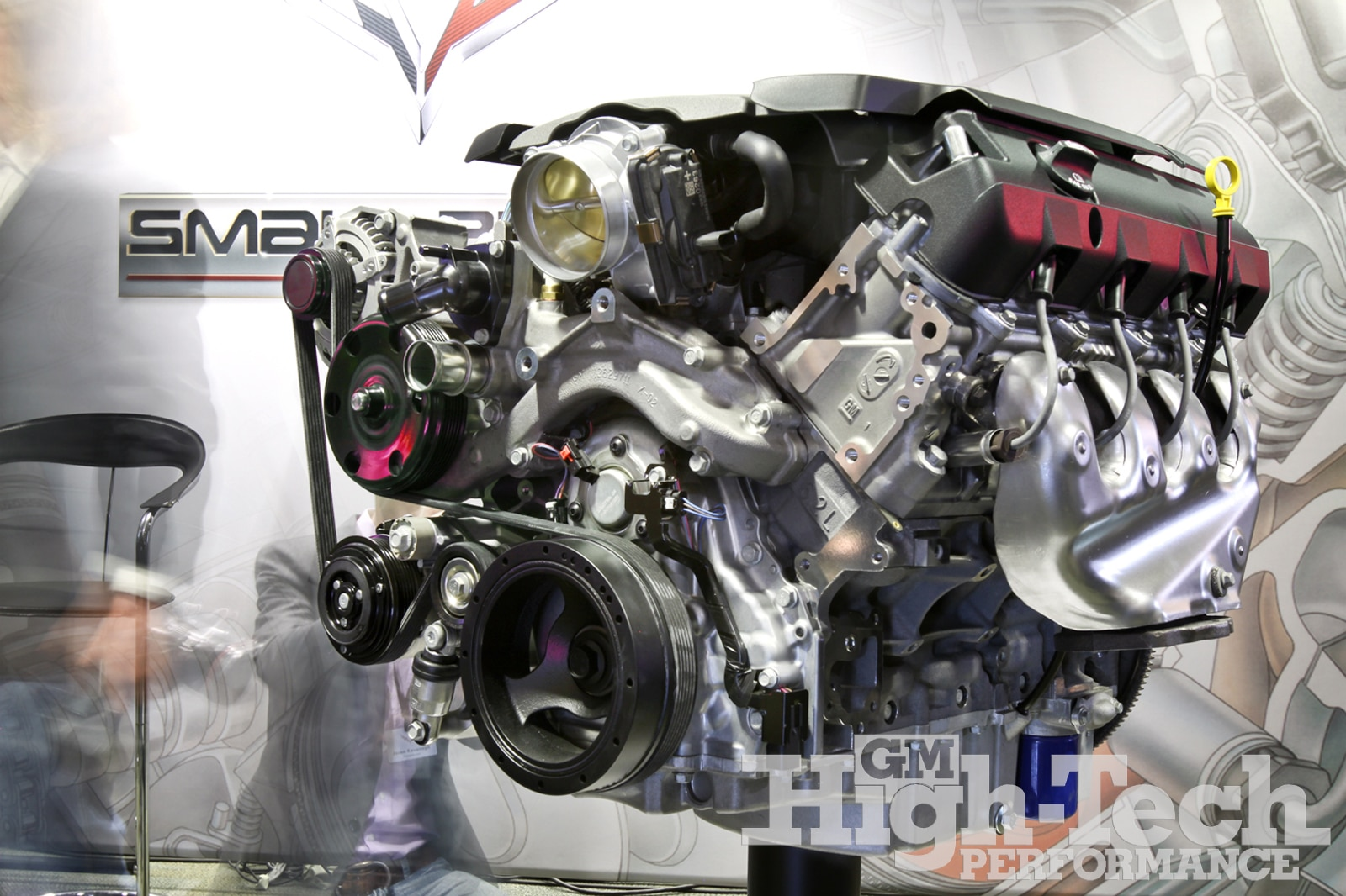 Inside GM's all-new 6 2-liter Gen 5 LT1 Small-Block - GM