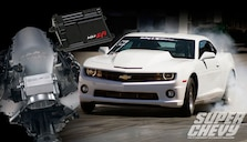 Holley EFI to be Standard on COPO 2013 Chevy Camaro - Super Chevy