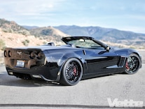 2005 Chevy Corvette - The Dark Knight - Vette Magazine