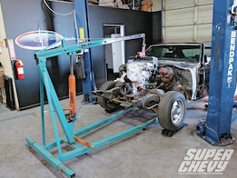 1970 Chevrolet Chevelle SS Connect and Cruise LSA Package - A Perfect Match, Part 2