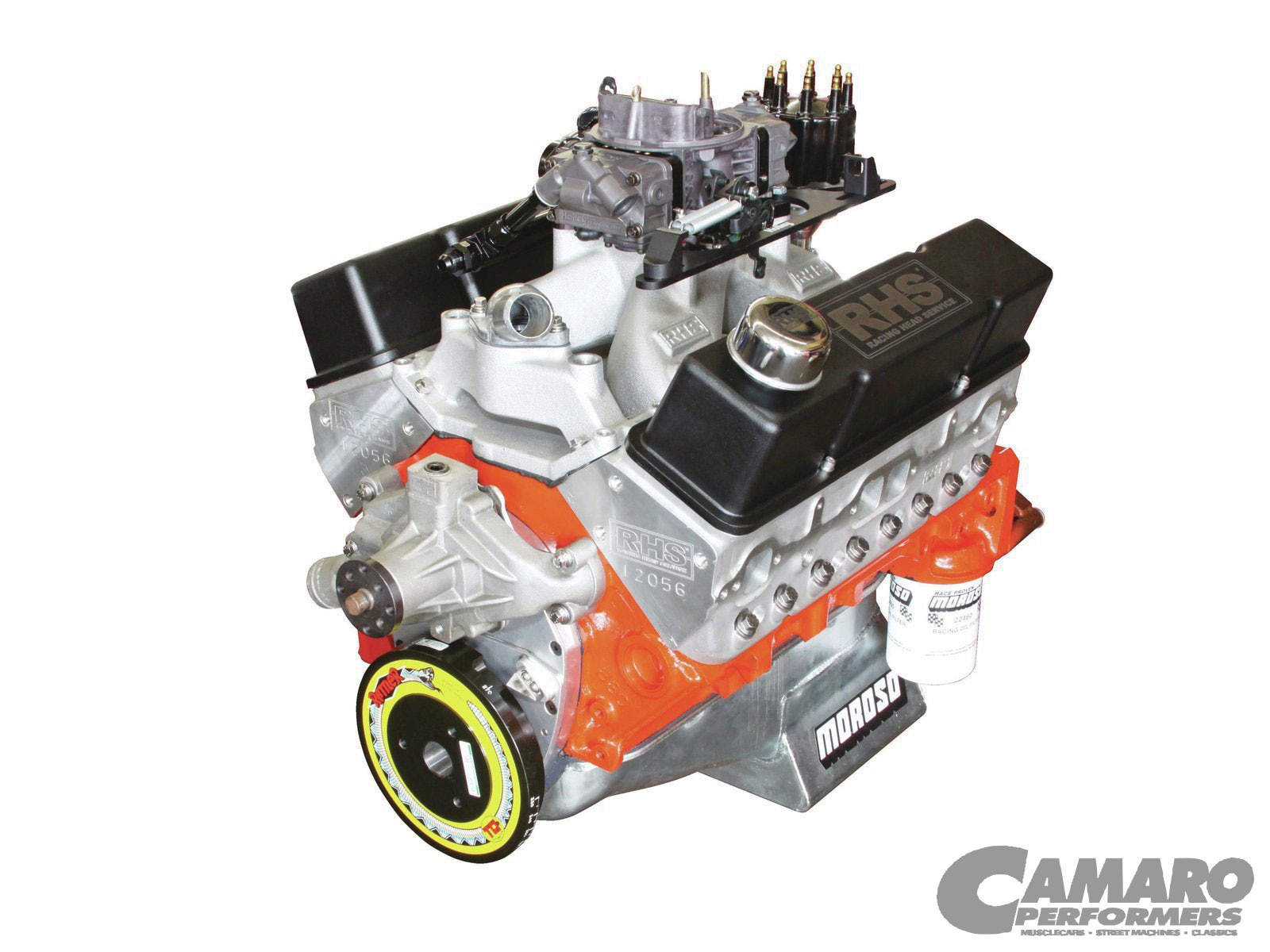1306 Zz383 Short Block Upgrade Short Block