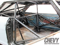 Chris Alston Chassisworks Cage Paint Bars