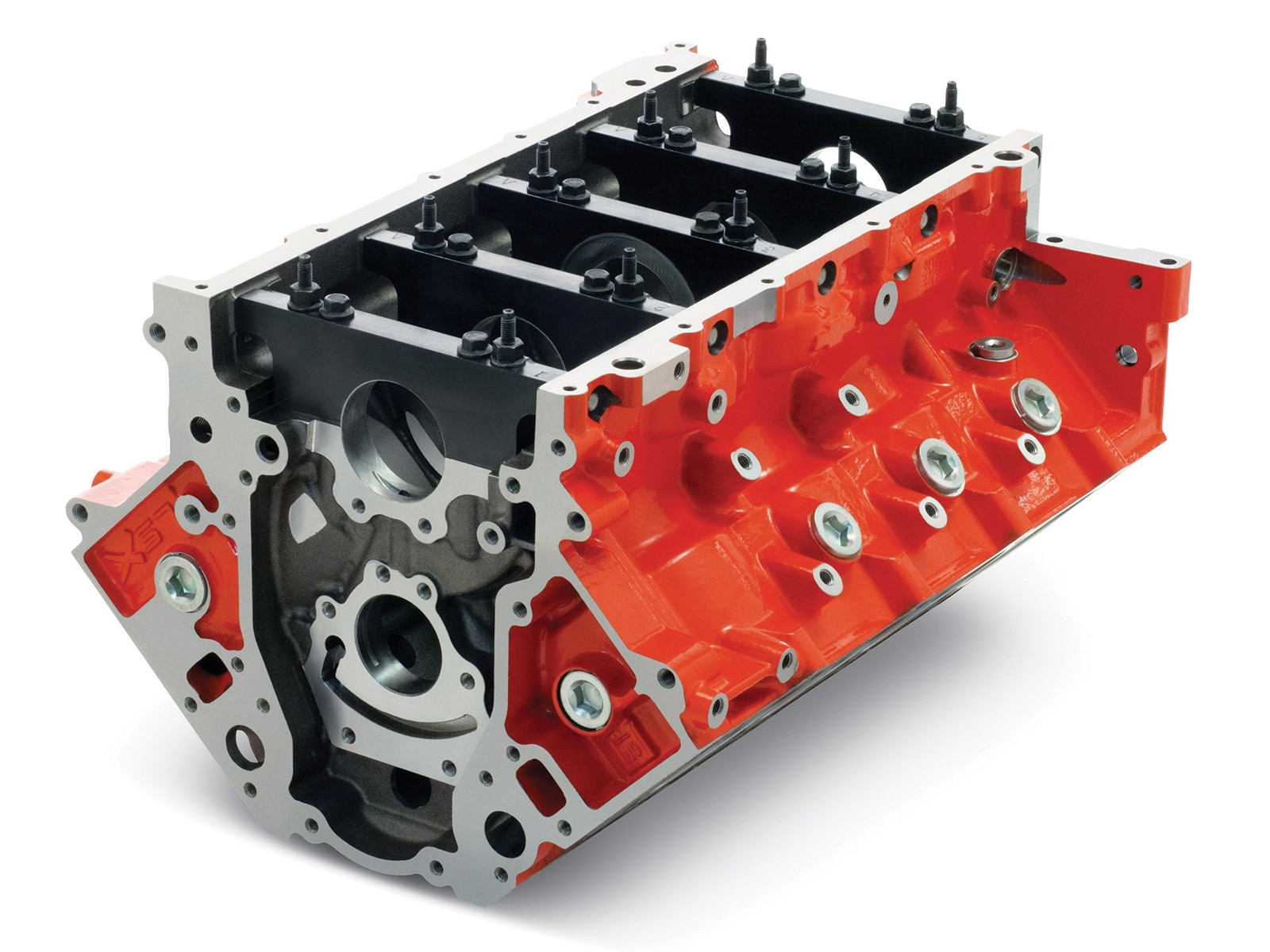 Chevy Performance Lsx376 Engine Block
