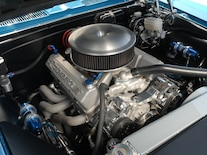 1969 Chevrolet Camaro Engine