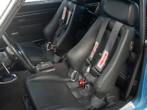 1969 Chevrolet Camaro Seats