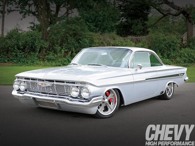 1961 Chevy Impala Front