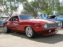 1969 Chevrolet Camaro Front View