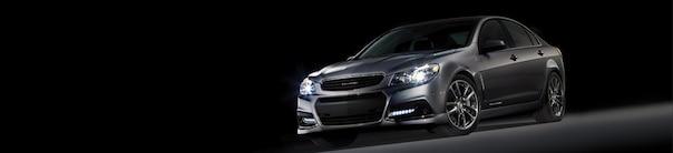 2014 Chevrolet Ss Callaway Super Sedan Sc570 Front Driver Side 3 Quarter