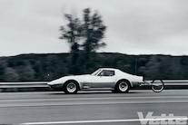 1972 Chevy Corvette Motor Trend Test