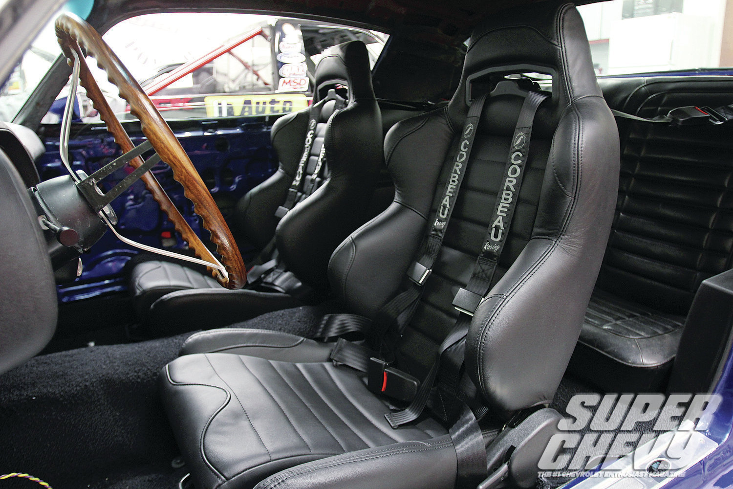 How to Install Corbeau LG1 Bucket Seats - Please Be Seated
