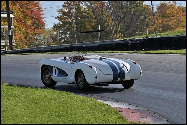 "Up for Auction: A History of the 1956 Corvette SR ""The Real McCoy"""