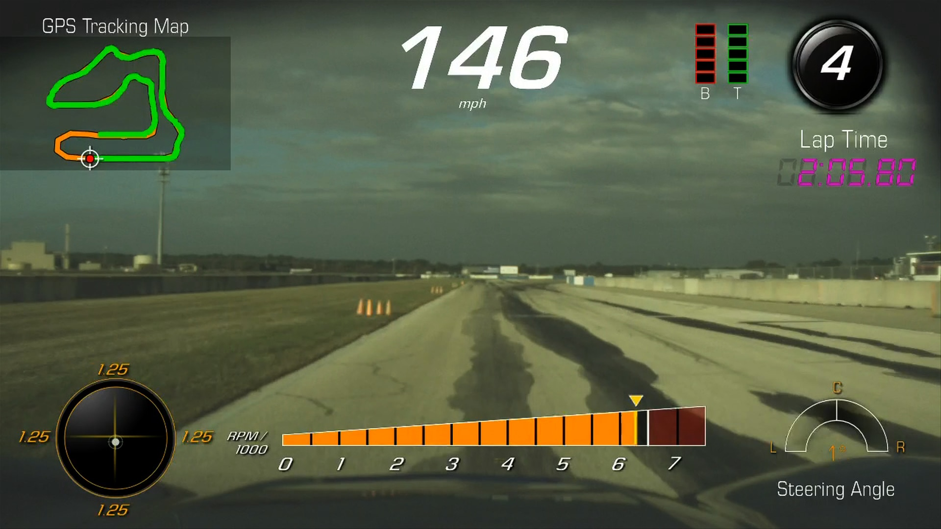 2015 Chevrolet Corvette Performance Data Recorder Topspeed 02
