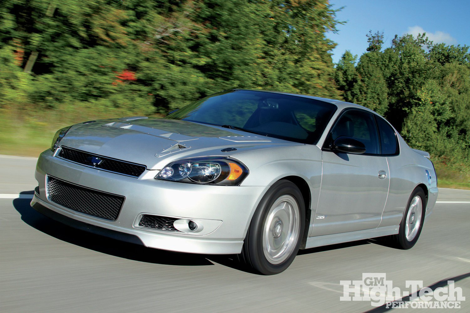 2007 Chevrolet Monte Carlo SS - GM High-Tech Performance Magazine