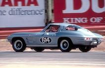 1963 Chevrolet Corvette Z06 Race Trim Rear