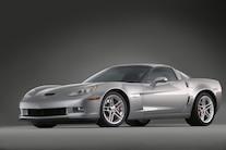 2006 Chevrolet Corvette Z06 Front
