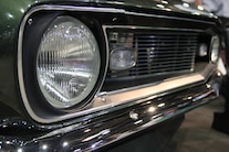 1968 Chevrolet Camaro 427 Copo Front Head Lights