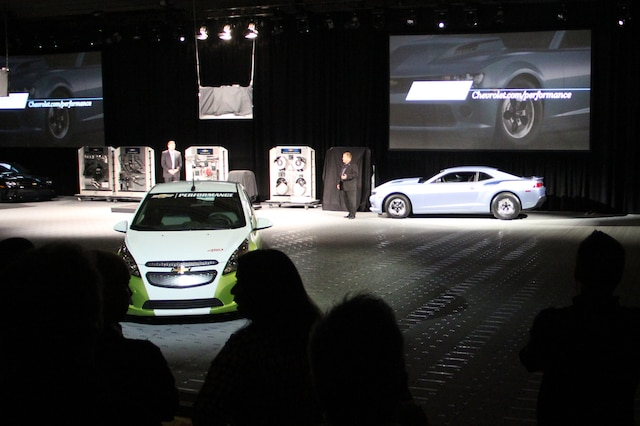2014 Chevrolet Camaro Copo Crowd