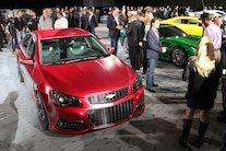 2014 Chevrolet Ss Sedan Front Passenger Side 3 Quarter