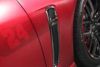 2014 Chevrolet Ss Sedan Passenger Side Logo