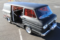 03 SEMA 2013 1964 Chevrolet Corvair Van