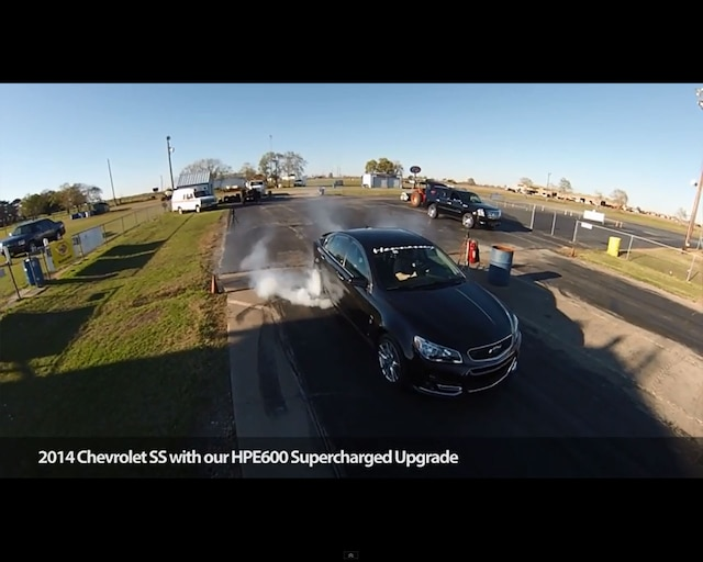 2014 Chevy SS HPE600 Supercharged