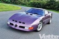 1991 Chevy Corvette Zr 1 Front