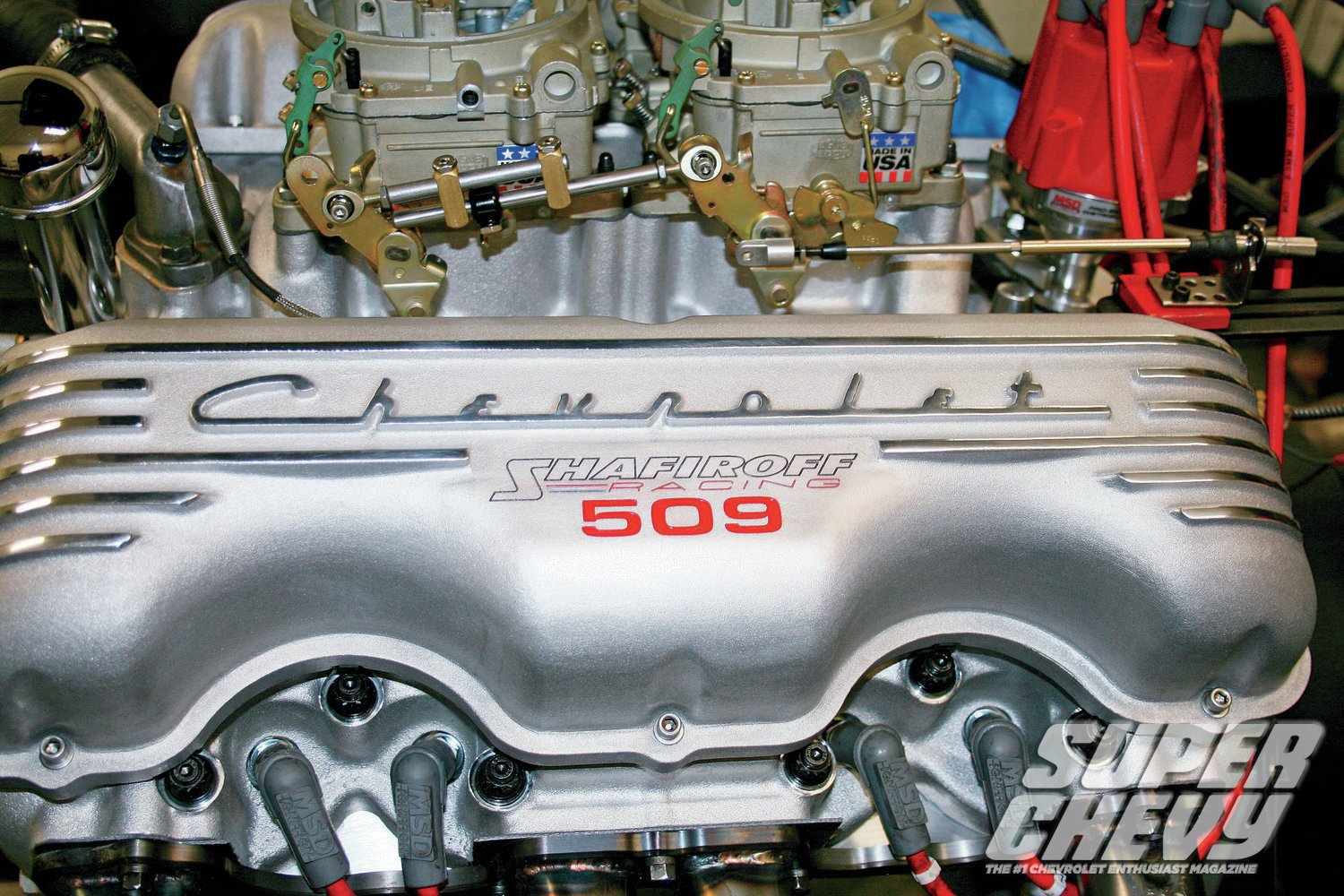 Shafiroff Racing's 509 Engine Build