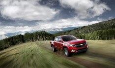 2015 Chevrolet ColoradoZ71 Front Offroad