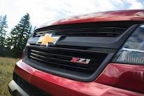 2015 Chevrolet ColoradoZ71 Grille