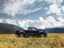 2015 Chevrolet ColoradoZ71 Side