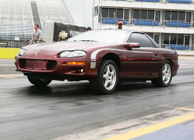 2002 Chevrolet Camaro Z28 Track 01