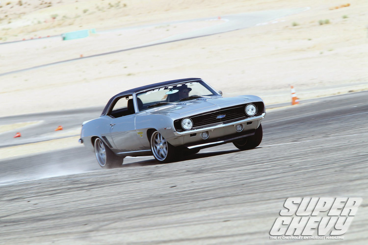 Super Chevy Suspension & Handling Challenge 2013 - Willow Springs