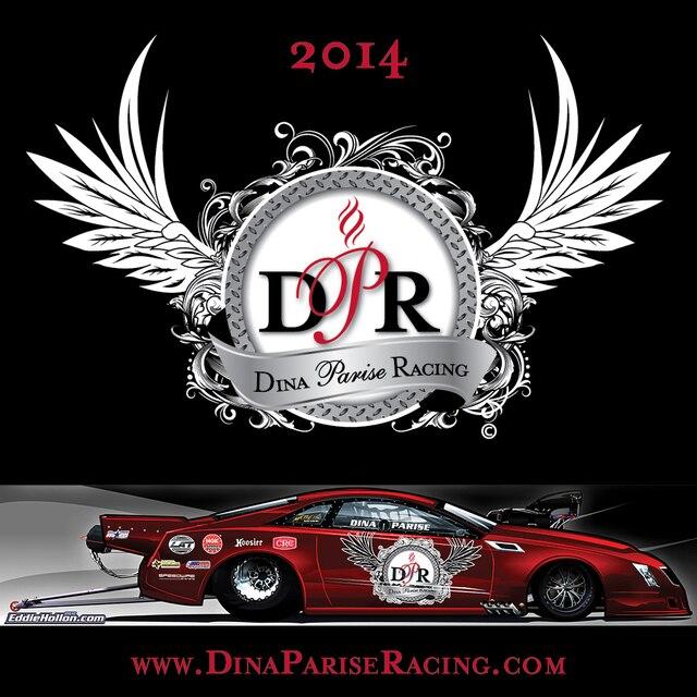 Dina Parise Racing CTS V Pro Mod 01