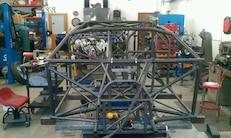 Dina Parise Racing CTS V Pro Mod 08