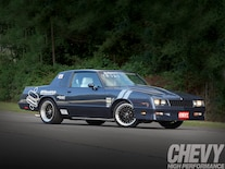 1984 Chevy Monte Carlo Ss Front Three Quarter
