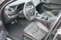 2014 Chevy Ss Interior Drive