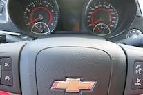 2014 Chevy Ss Steering Wheel Gauges