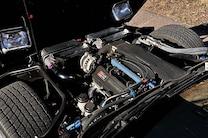 1988 Chevrolet Corvette Callaway Sledgehammer Engine Driver Side
