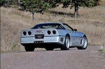 1988 Chevrolet Corvette Callaway Sledgehammer Rear Passenger Side 3 Quarter