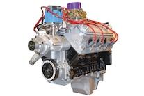 Blueprint Engine Build Front View
