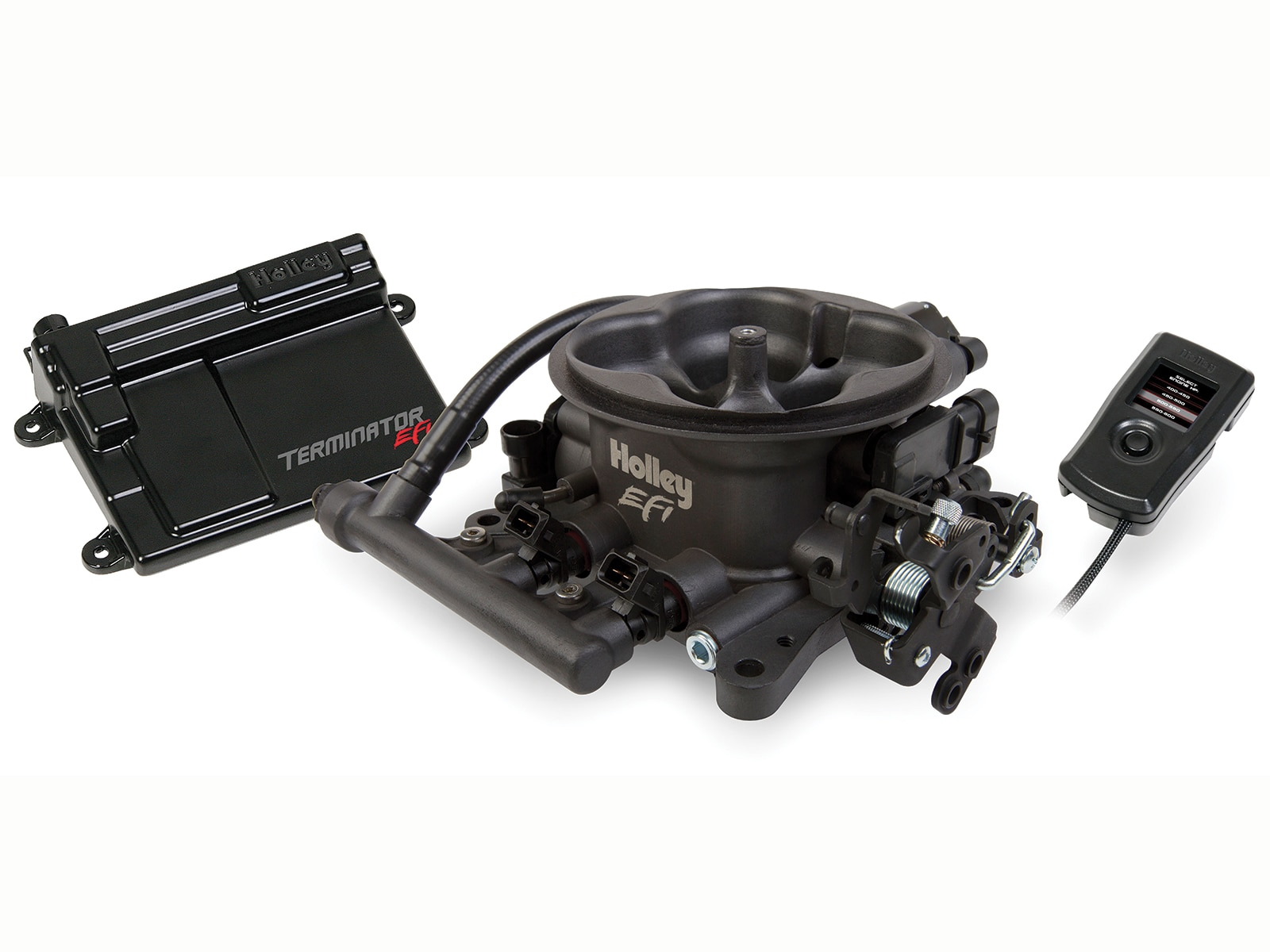 Holley Performance Products Terminator Fuel Injection System