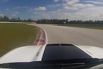 2012 Chevrolet Camaro White Track Test