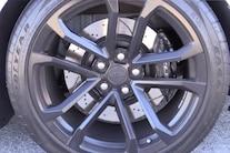 2012 Chevrolet Camaro Wheel